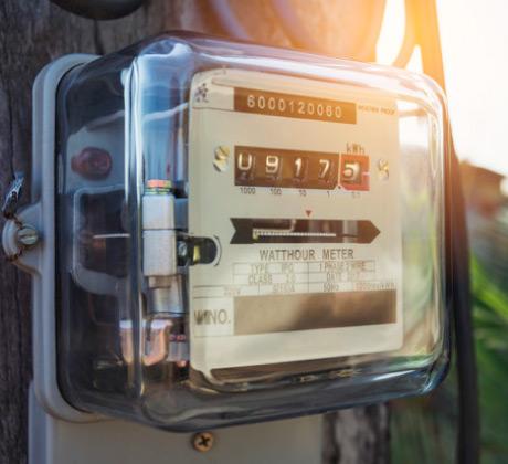 medidor de consumo energia